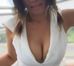 Marie-aliette tantra massage in Hinesville