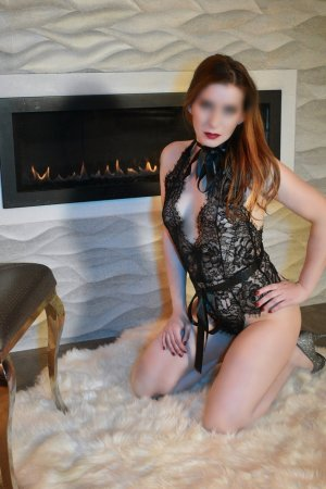 Frances tantra massage in Algonquin