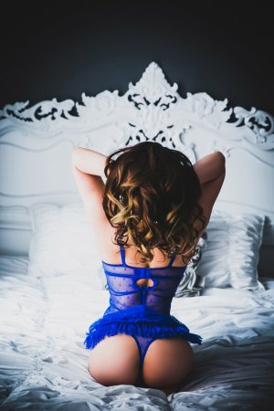 Margaux tantra massage in Cottonwood Heights UT