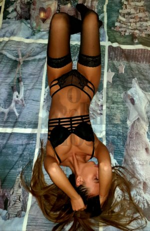 Ljiljana erotic massage in Hazelwood